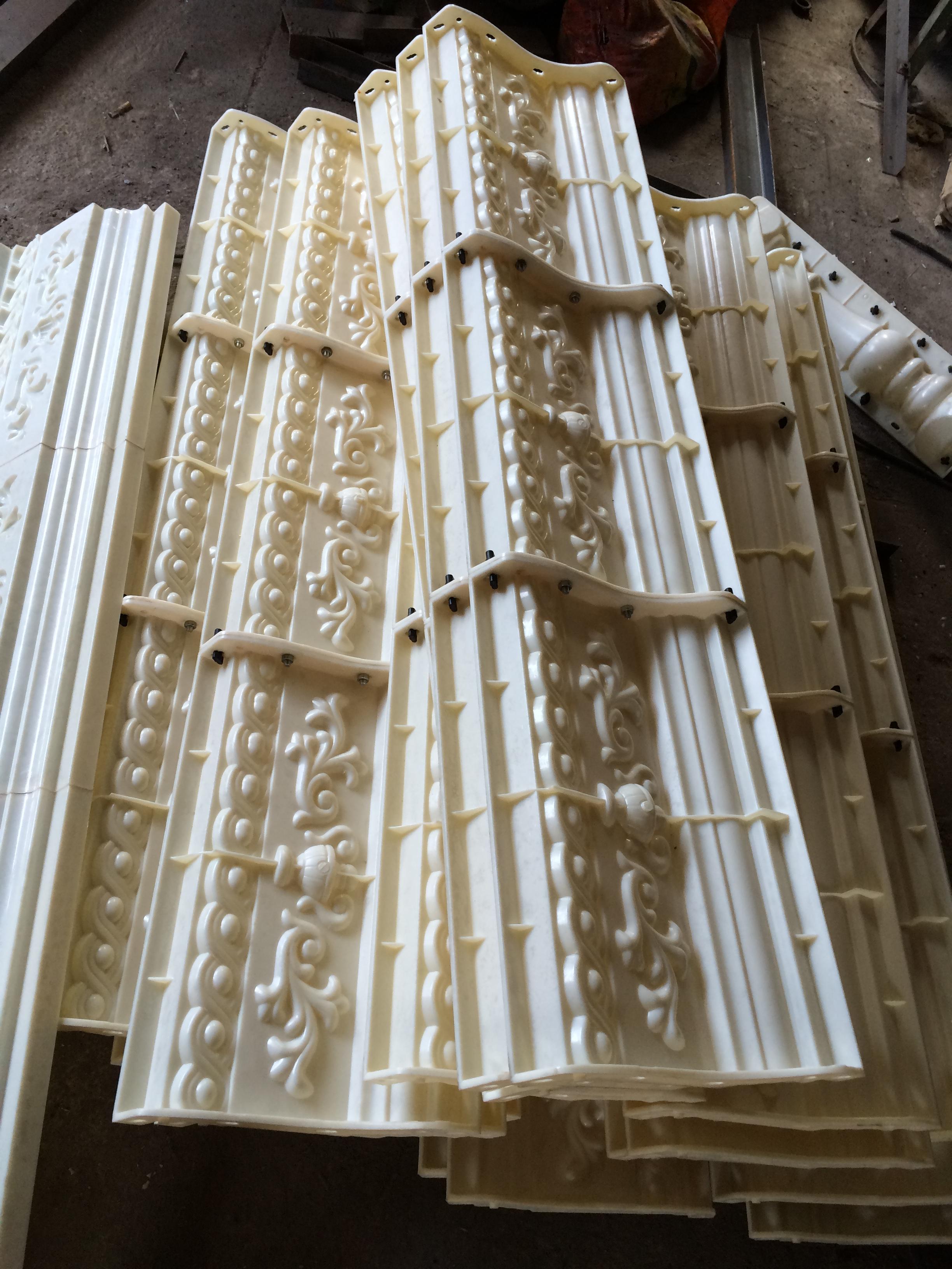 sx-6 300欧式酒杯线条檐线模具,现浇屋檐线条模具,!